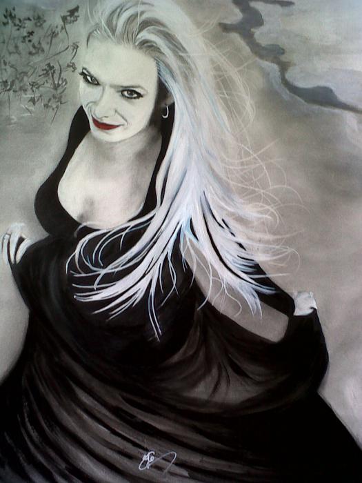 Amanda Somerville par Dyandra